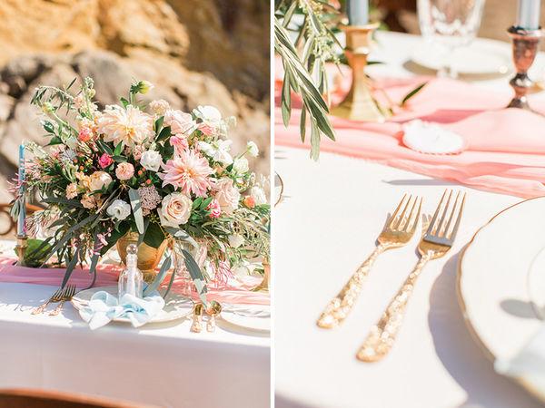 10 Rose Quartz Wedding Ideas