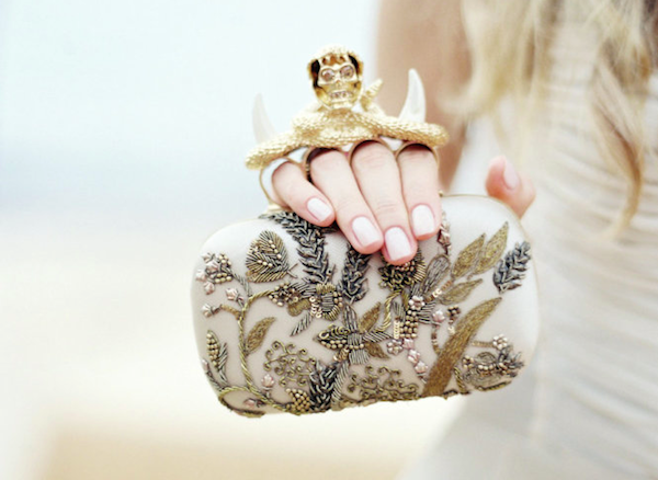 Sensational Wedding Clutches That Will Steal the Show