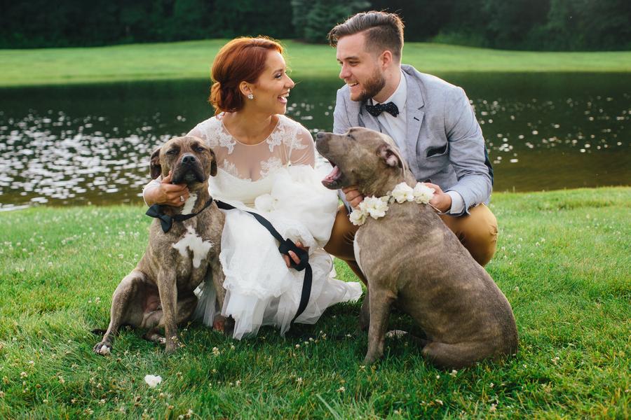 Yesenia & Anders' Sweet Three Oaks, MI Real Wedding by Le Cape Weddings