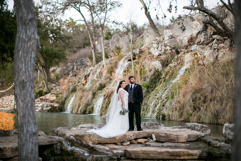 Kirstin & Ricky's Sweet San Antonio, TX Wedding by Pine & Blossom Photography