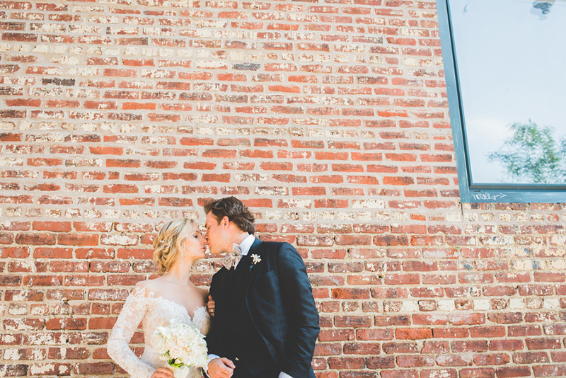 Lauren & Mike's Fun Philadelphia, PA Real Wedding by BG Productions Photography