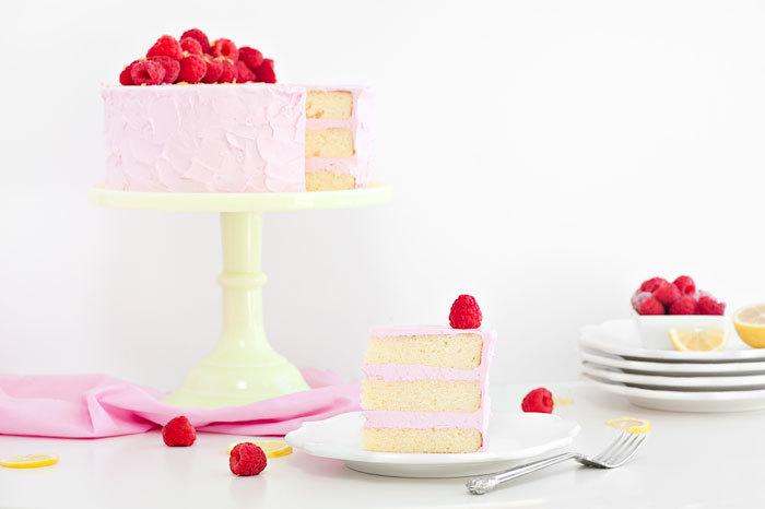 Summer Fruit & Berry Wedding Cakes