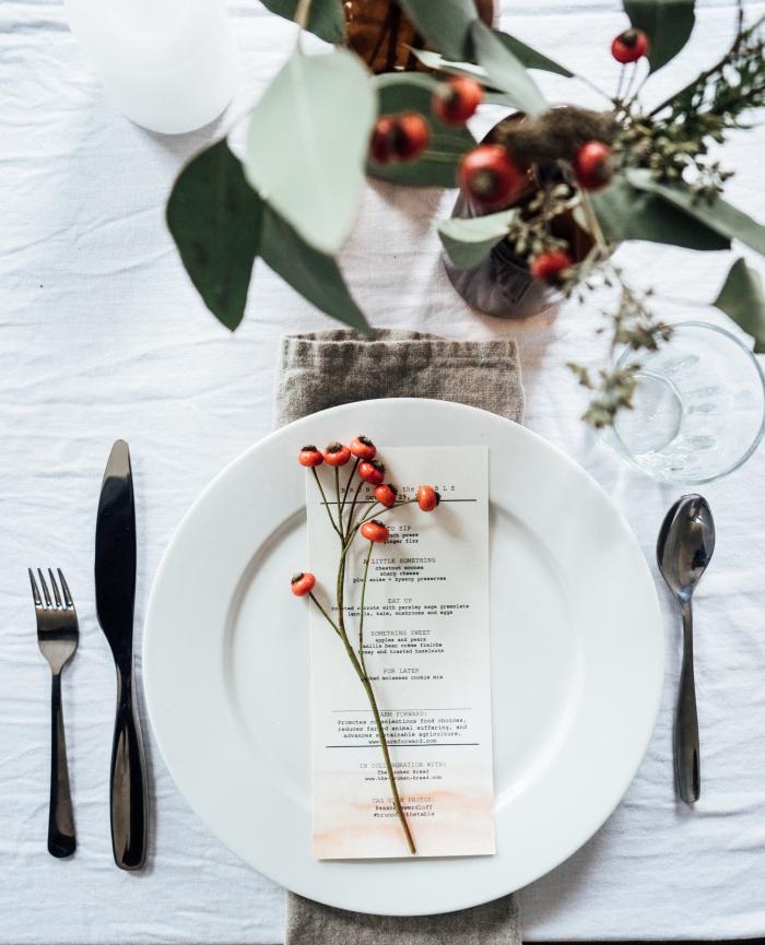 Essential Details for a Minimalist Wedding