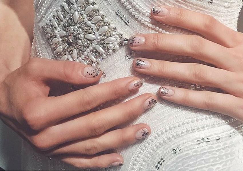 Neutral Wedding Nail Ideas That Are Definitely Not Boring