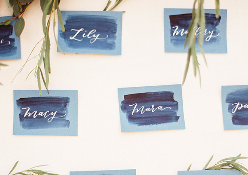 12 Beautiful Blue Wedding Ideas and Details