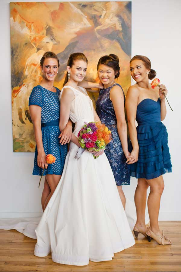 Bridesmaid Style Inspiration