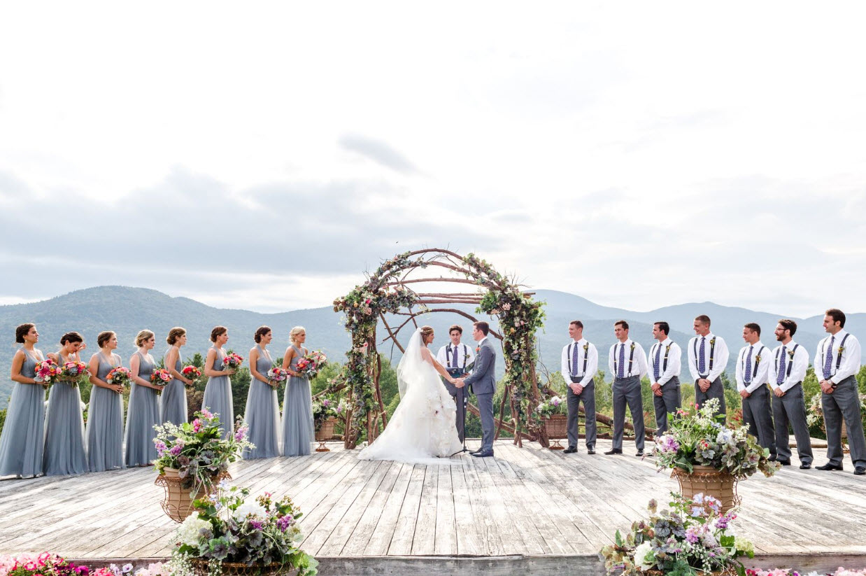 The 3 People Who Should Have Access to Your Wedding Website