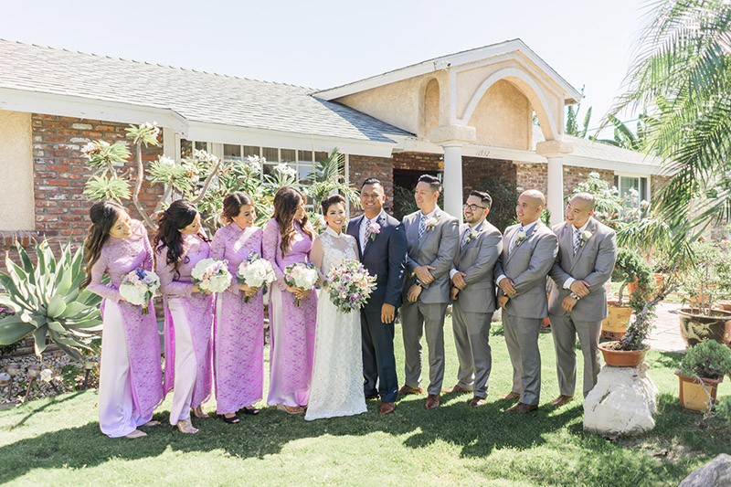 Truong and Nguyen's Chic California Wedding by Tugether Photography
